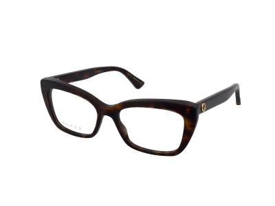 Dioptrické okuliare Gucci GG0165O-002