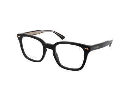 Dioptrické okuliare Gucci GG0184O-001