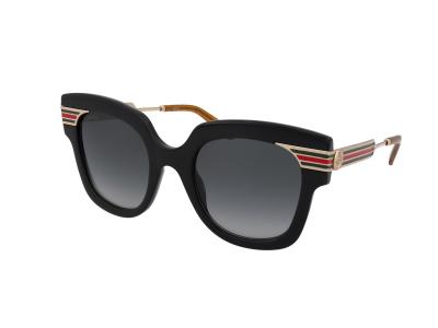 Slnečné okuliare Gucci GG0281S-001