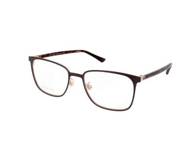 Dioptrické okuliare Gucci GG0294O-003