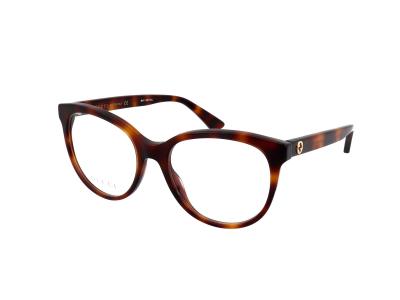 Dioptrické okuliare Gucci GG0329O-002