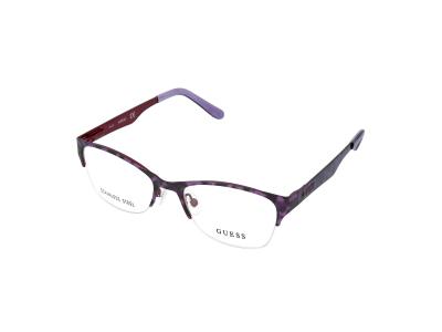 Dioptrické okuliare Guess GU2469 PUR