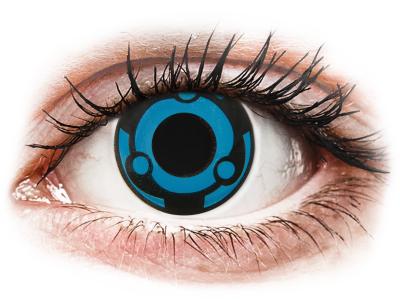 CRAZY LENS -  Vision - nedioptrické jednodenné (2 šošovky)