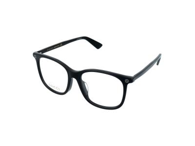 Dioptrické okuliare Gucci GG0157OA-001