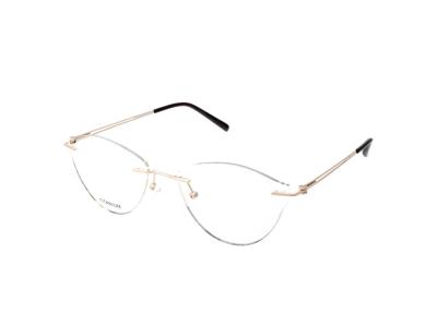 Dioptrické okuliare Crullé Titanium T031W C3