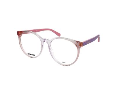 Dioptrické okuliare Love Moschino MOL582 665