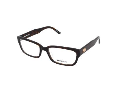 Dioptrické okuliare Balenciaga BB0065O 002
