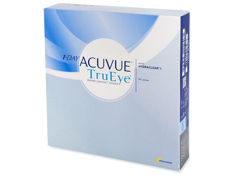 1 Day Acuvue TruEye (90šošoviek) - Jednodenné kontaktné šošovky - Johnson and Johnson