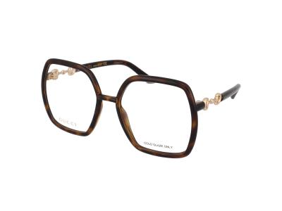 Dioptrické okuliare Gucci GG0890O 002