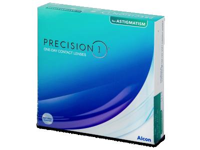 Precision1 for Astigmatism (90 šošoviek)