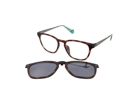 Dioptrické okuliare Polaroid PLD 6080/G/CS 45Z/EX