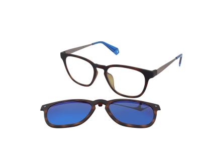 Dioptrické okuliare Polaroid PLD 6080/G/CS IPR/5X