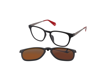 Dioptrické okuliare Polaroid PLD 6080/G/CS OIT/OZ