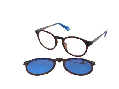 Dioptrické okuliare Polaroid PLD 6081/G/CS IPR/5X