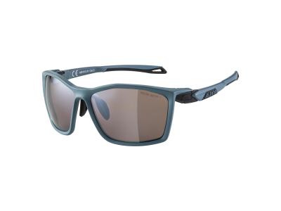 Slnečné okuliare Alpina Twist Five HM+ Dirtblue Matt/Black Mirror