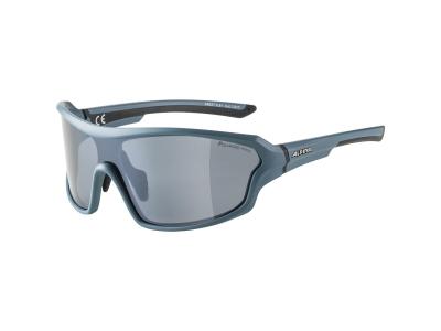 Slnečné okuliare Alpina Lyron Shield P Dirtblue Matt/Black Mirror