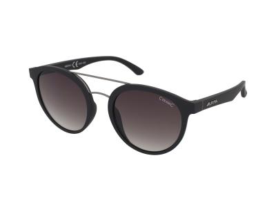 Slnečné okuliare Alpina Caruma II Black Matt/Black Gradient