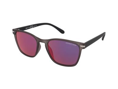 Slnečné okuliare Alpina Yefe Grey Transparent Matt/Rose Gold Mirror
