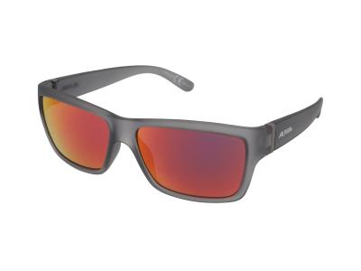 Slnečné okuliare Alpina Kacey Cool Grey Matt/Red Mirror