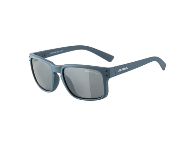 Slnečné okuliare Alpina Kosmic Dirtblue Matt/Black Mirror