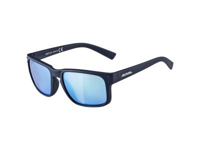 Slnečné okuliare Alpina Kosmic Nightblue Matt/Blue Mirror