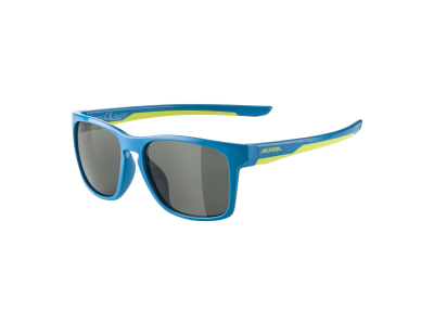Slnečné okuliare Alpina Flexxy Cool Kids II Blue Lime
