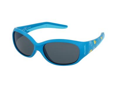 Slnečné okuliare Alpina Flexxy Kids Blue
