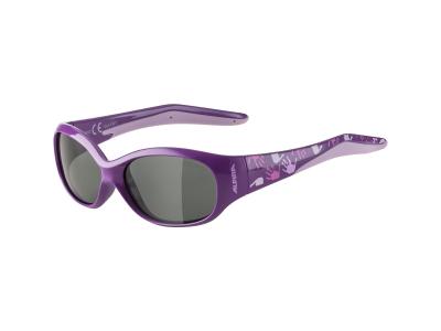 Slnečné okuliare Alpina Flexxy Kids Purple Rose