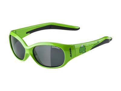 Slnečné okuliare Alpina Flexxy Kids Green Dino