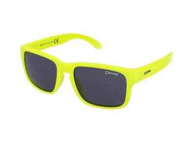 Slnečné okuliare Alpina Mitzo Neon Yellow