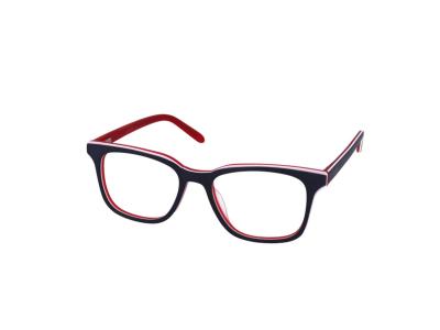 Okuliare s filtrom blokujúcim modré svetlo Okuliare k počítaču Crullé Kids 2760 C1