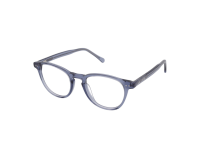 Okuliare s filtrom blokujúcim modré svetlo Okuliare k počítaču Crullé Clarity C4