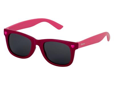 Slnečné okuliare Detske slnečné okuliare Alensa Red Pink