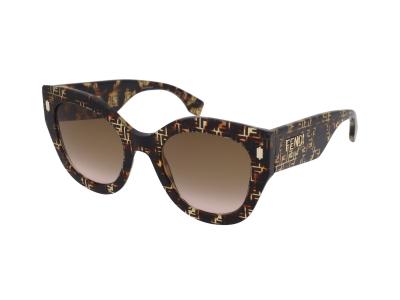 Slnečné okuliare Fendi FF 0435/S H7P/M2