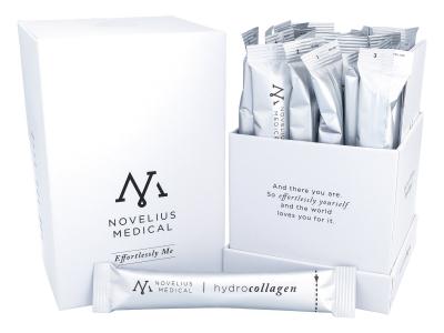 Doplnok stravy kolagén Novelius Medical 28 x 6 g