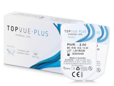TopVue Plus (1+1 šošovka) - Výhodný balíček