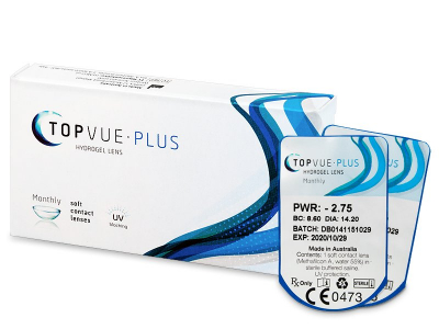 TopVue Plus (1+1 šošovka) - Starší vzhľad