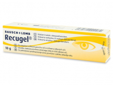Očné kvapky - Recugel 10 g