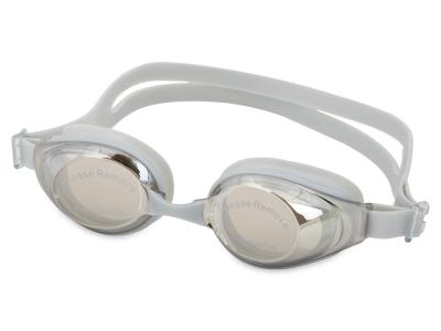 Plavecké okuliare Neptun - strieborné