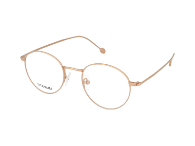 Dioptrické okuliare Crullé Titanium 16052 C1
