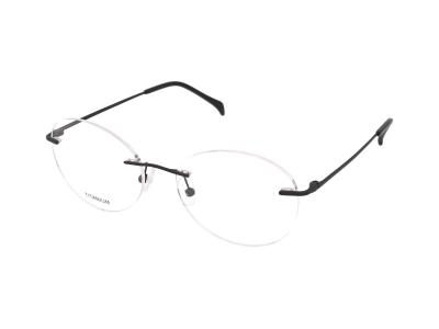 Dioptrické okuliare Crullé Titanium T029W C1