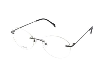 Dioptrické okuliare Crullé Titanium T029W C2
