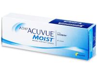 1 Day Acuvue Moist (30šošoviek) - Jednodenné kontaktné šošovky