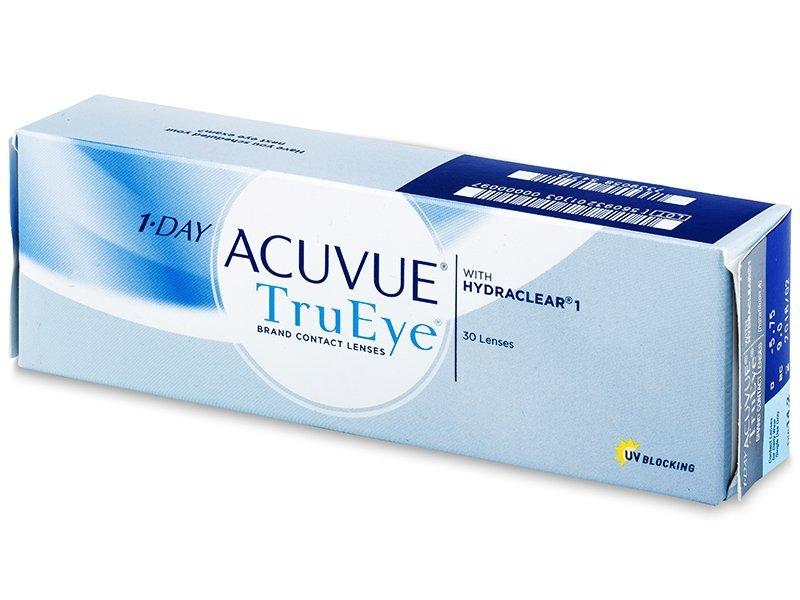 1 Day Acuvue TruEye (30šošoviek) - Jednodenné kontaktné šošovky