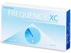 Kontaktné šošovky Cooper Vision - FREQUENCY XC (6šošoviek)