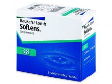 Mesačné kontaktné šošovky - SofLens 38 (6šošoviek)