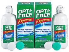 Roztoky - OPTI-FREE Express 2 x 355 ml