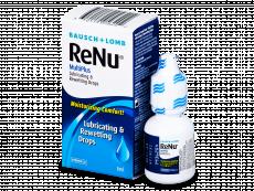 Očné kvapky ReNu MultiPlus Drops 8 ml  - Očné kvapky