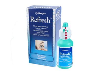 Očné kvapky Refresh 15ml