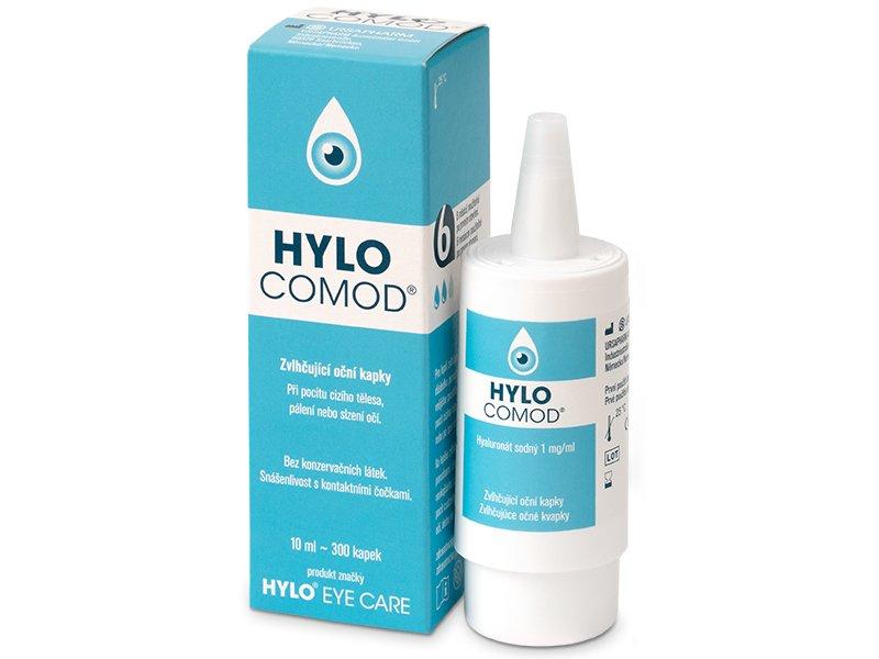 Očné kvapky HYLO-COMOD 10ml  - Očné kvapky